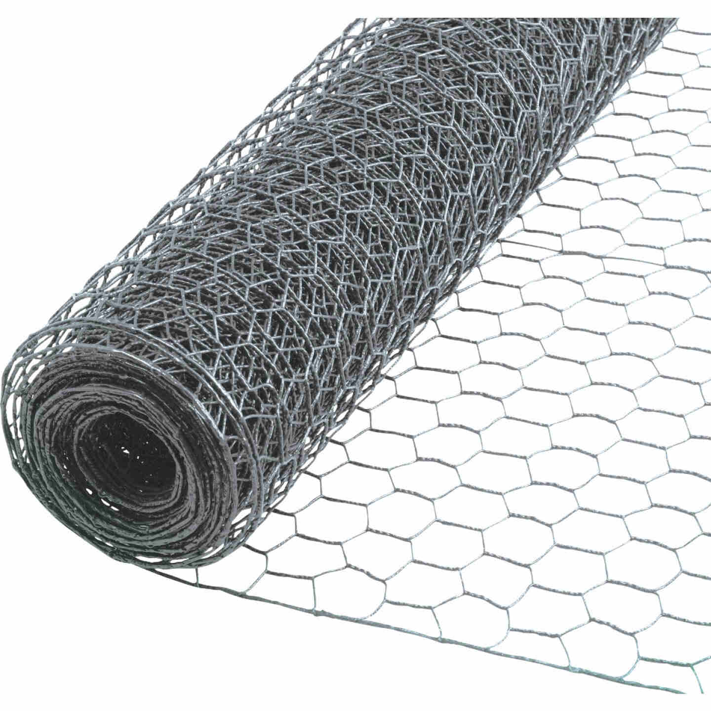 Do it 2 In. x 48 In. H. x 25 Ft. L. Hexagonal Wire Poultry Netting Image 1